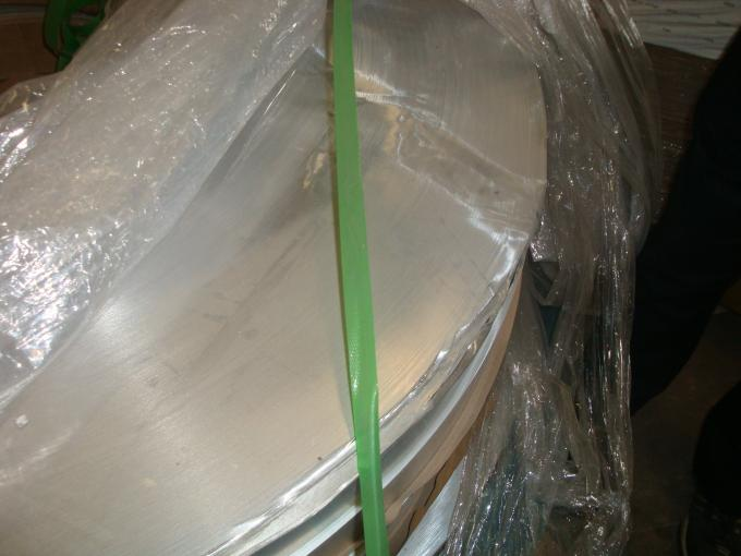 1060 O Aluminium Packaging Foil Ratio Frequency Cable Aluminium Foil Coil