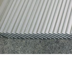 Heavy Truck Radiators Welding Aluminum Tubing 7072 30 × 8.0mm High Frequency