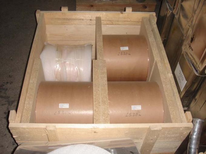 SGS Certification Copper Shielding Foil Coaxial Cable Structure Packaging