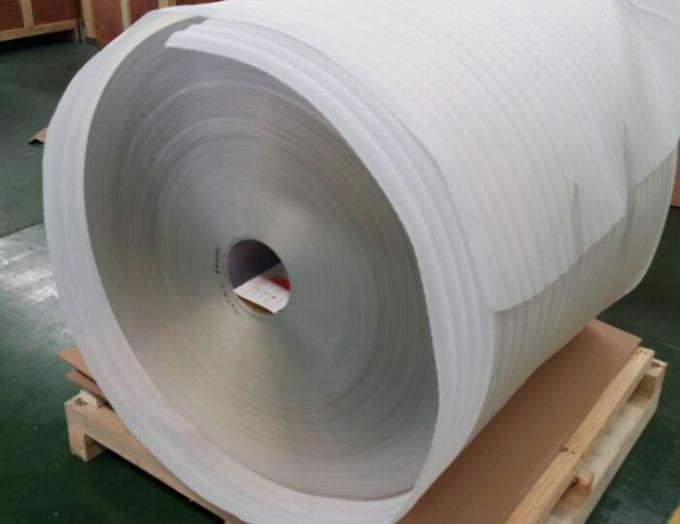 Air Conditioning Heat Transfer Foil Hot Rolling Aluminium Thermal Transfer Foil