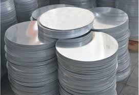 Kitchenware Aluminum Circles Round Shape 0.5 - 8.0mm Thickness Mill Finish