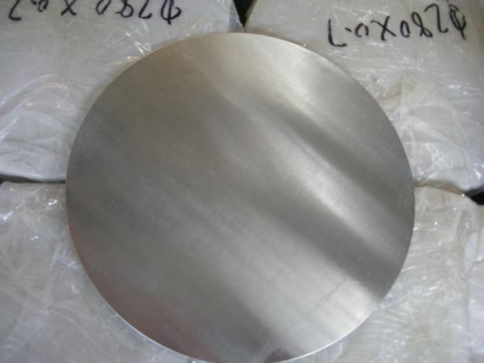 H112 Round Aluminum Circle 1050 With Thickness 0.8mm / 1mm / 1.2mm / 1.5mm 0