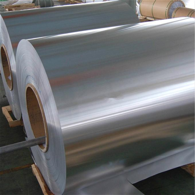Various Colour Coated Aluminum Coil / Aluminium Composite Sheet 5000 Kg