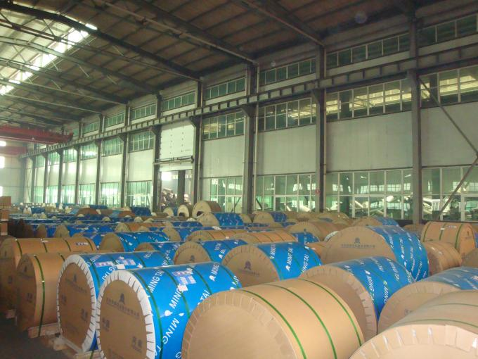 5182 H112 Aluminum Foil Roll for Automobile Manufacturing in Hign-class