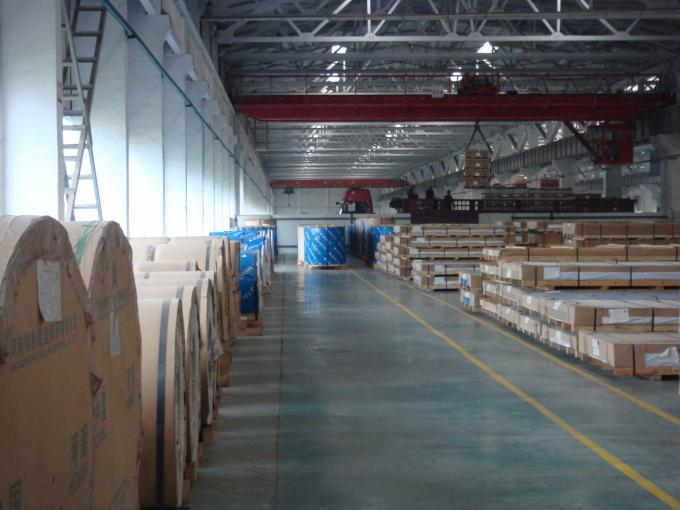 1060 Flat Aluminum Plate For Automobile Manufacturing And Rail Transit
