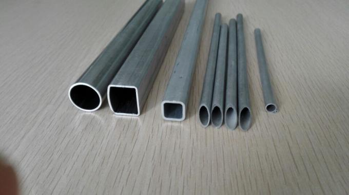 High Frequency Welded Aluminum Radiator Tubes Used in Radiator of Cars with High Quality
