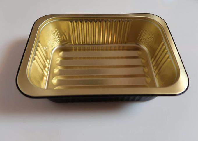 Food Grade Aluminum Foil For Container / Heat Resistance For Baking