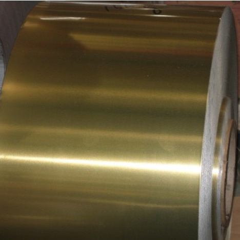 High Quality Food Grade Coated Aluminium Foil Roll For Food Packaging