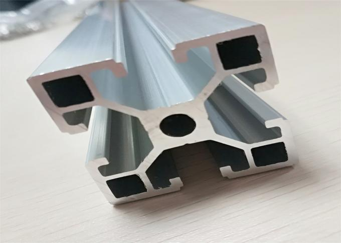 Aluminum Precision CNC Machining Heat Sink LED Auto Spare Parts Extruded Modular Profile