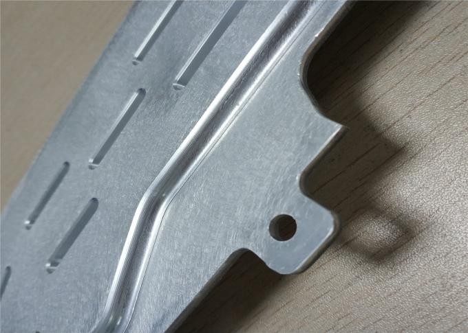 3003 Aluminum Spare Parts Cooling Cold Plate With Highly - Performance