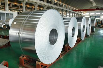 China Narrow Aluminum or Aluminium Strip for Cable Thickness 0.1-2.0mm Width 30-1000mm supplier