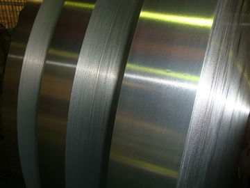 China 0.3mm Industrial Aluminum Foils / Aluminum Strip For Coaxial Cable Shield supplier