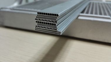 China Automobile Flat Aluminum Radiator Tube 3003 / 3102 High Recycling Value supplier