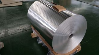 China Cladding Alloy 4343 / 3003 / 4343 Aluminum Foil Heat Transfer For Intercooler supplier