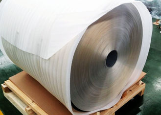 China Air Conditioning Heat Transfer Foil Hot Rolling Aluminium Thermal Transfer Foil supplier