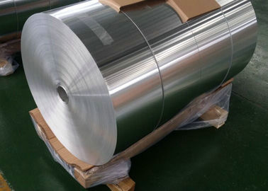 China Auto Radiator Aluminium Heat Transfer Foil With Flexible Thickness 0.08mm - 0.30mm supplier