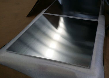 China Hot Rolled Aluminium Alloy Sheet 1.6mm Continuous Casting Long Lifetime supplier