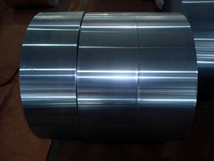 China Unclad Aluminium Foil Tapes / Fin Foil For Automotive Radiator 0.1mm Thickness supplier