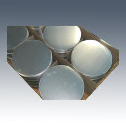 China H112 Round Aluminum Circle 1050 With Thickness 0.8mm / 1mm / 1.2mm / 1.5mm supplier