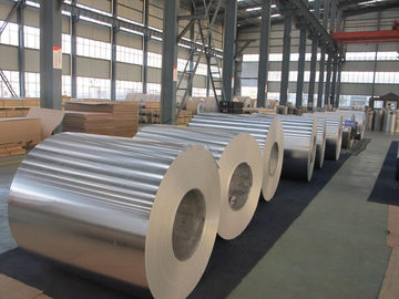 China H26 Color Coated Aluminum Coil Decorative Alloy 3003 Aluminium Strip I. D 300mm supplier