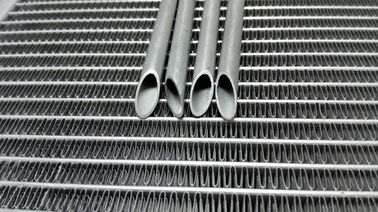 China Heat Transfer Heavy Wall Aluminum Tubing 0.45 - 0.8mm Thick Corrosion Resistance supplier