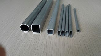 China Square, Rectangular, Oval Heat Exchanger Stainless Steel Tube (201, 202, 304, 304L, 316/316L) supplier