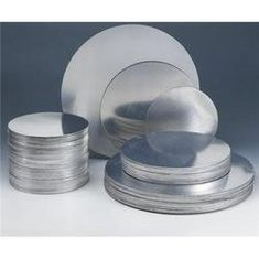 China ISO9001 Oxidation Surface Aluminum Circle With Industrial Pure Aluminum supplier