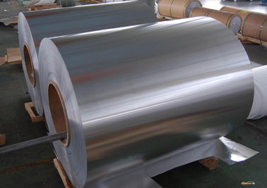 China Various Colour Coated Aluminum Coil / Aluminium Composite Sheet 5000 Kg supplier