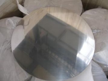 China Bulletin Aluminium Circle 3003 1060 Corrosion Resistance Continuous Casting supplier