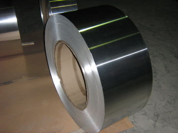 China Cold Rolled Aluminum Roof Coil Grade 1050 / 1060 / 1100 Industry Insulation supplier