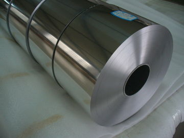China 3003 H14 Aluminum Foil For Automotive Condenser , Thickness 0.06-0.14mm supplier