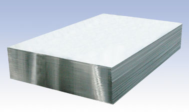 China 5052 Aluminum Alloy Plate with Different Size  for internal and external plates of passenger trains supplier