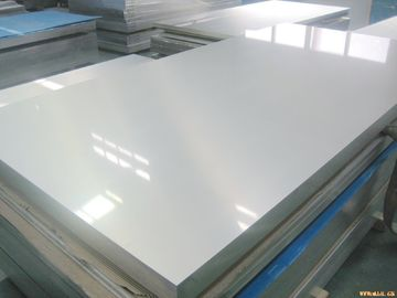 China Width 1500max 1000 series Plain Aluminum Sheet   used for Construction supplier