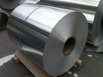China 0.015-0.05mm 8011-O Aluminum Alloy Foil to Produce Adhesive tape for Industry supplier