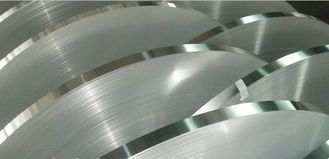 China 3003-H24 Thickness 0.02-0.6mm Aluminum Alloy strip of narrow width  for Auto Radiator for indutrial supplier