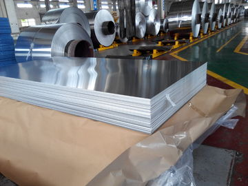 China 1060 Flat Aluminum Plate For Automobile Manufacturing And Rail Transit supplier