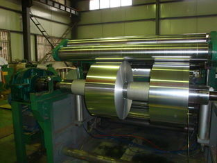 China Thickness 0.001-0.02mm Household Aluminum Coil used in Packing food 1100-O supplier