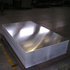 China 5052 H111 / H112 Aluminum Plate , 5mm Aluminium Plate Fast Delivery Time supplier