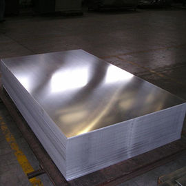 China Custom Size Aluminum Plates Eorrosion Proof 6061 H*2/H*4/T4/T6 supplier
