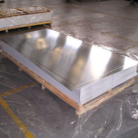China Eorrosion Proof 6063 H*2/H*4/T4/T6 Aluminum Plate Used in Automobile Manufacturing and Rail Transit supplier