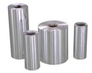 China Finstock Thickness 0.08-0.2mm 8011-H26 Aluminum Bare foil applied for refrigrrator supplier