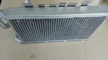 China 3003 / 3102 Aluminium Alloy Tube Parallel Flow Microchannel Aluminum Flat Tube supplier