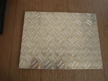 China 1060 Embossed Aluminum Sheet/Foil for Refrigerator Width: 100-1200mm Temper O - H112 supplier