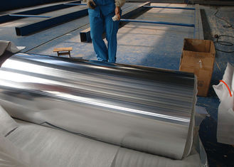 China Aluminium Fin Foil Cladding Alloy 4343 / 3003 + 1.5% Zn / 4343 Aluminum Fin Stock supplier