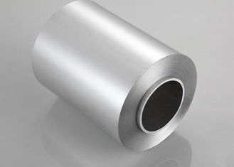 China Small Roll / Jumbo Roll Household Aluminium Foil For Food Packaging , Ho Temper supplier
