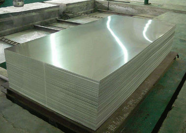 China 3005 H24 Aluminium Alloy Sheet Metal For Radiator In Industrial Products supplier
