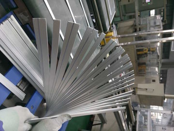 China 3003 / 3102 Extruded Aluminium Radiator Tube For Automobile Heat Exchangers supplier