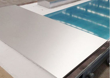 China 1070 H18 Zinc Production Aluminum Sheet For Cathode Plate , Thickness 4-7mm supplier