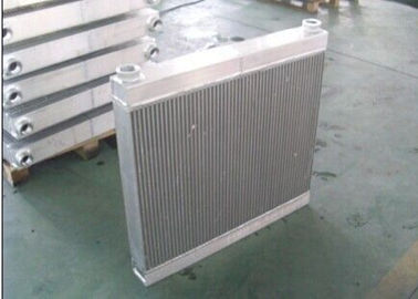 China 0.1 x 271mm 3003 + 1.5%Zn + Zr H16 Anti-sagging Aluminum Unclad Fin for Radiator supplier