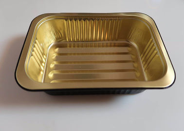 China Food Grade Aluminum Foil For Container / Heat Resistance For Baking supplier